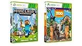 【Amazon.co.jp限定】Minecraft & Zoo Tycoon パック - Xbox360