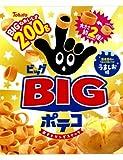 東ハト BIGポテコ うましお味 200g×10袋