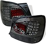 LED テールライト 98-05 Lexus GS 300 / 400 LED Tail Lights - Smoke 111-LGS98-LED-SM
