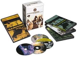 Akira Kurosawa: Four Samurai Classics (Seven Samurai / The Hidden Fortress / Yojimbo / Sanjuro) (The Criterion