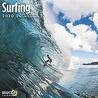 Surfing Wall Calendar 2020 (Sports)