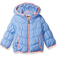 OshKosh B'Gosh Baby-Girls Perfect Puffer Jacket Down Alternative Jacket