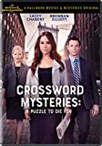 The Crossword Mysteries: A Puzzle To Die For [DVD]