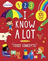 Start Little Learn Big I Know A Lot: First Concepts (Bumper)