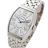 FRANCKMULLER(フランクミュラー) カサブランカ 自動巻き メンズ腕時計 (中古) 6850CASA シルバー/ ステンレス アラビア ホワイト文字盤 [並行輸入品]