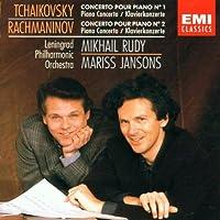 Rachmaninov/Tcaikovsky;Pian