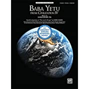 Baba Yetu From Civilization IV: Piano/Vocal/Chords: Original Sheet Music Edition