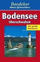 Bodensee, Oberschwaben. Baedeker Allianz Reisefuehrer. Viele aktuelle Tips, Hotels, Restaurants