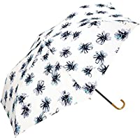 w.p.c 雨傘折傘 オフホワイト 50cm(親骨) 804-018