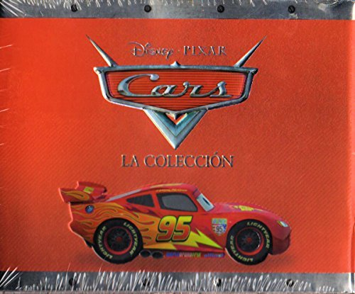 Disney Cars 5 Disc Movie Collection (Bluray Trilogy: Cars, Cars2, Cars Toon + Digital Copy + Soundtrack CD)