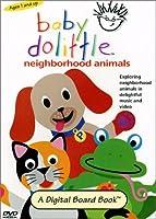 Baby Dolittle Neighborhood Ani [DVD] [Import]