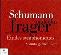 Etudes Symphoniques / Sonata Op. 22 by Schumann (2013-04-09)