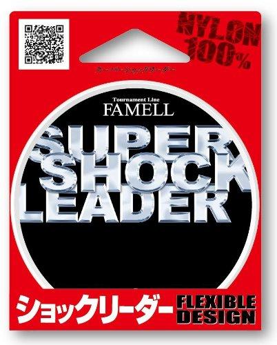 ヤマトヨテグス(YAMATOYO) ライン ファメル スーパーショックリーダー 50M 6号 25LB