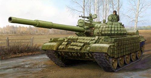 """1/35 ソビエト軍 T-62 ERA 主力戦車 """"1972"""""""