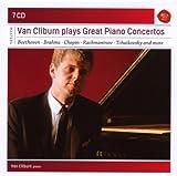 Van Cliburn-Great Piano Concertos