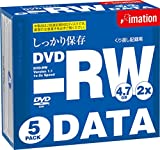 DVD-RW 4.7PBEx5の画像