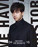 イ・スンギ スペシャルアルバム - The History of Lee Seung Gi (4GB USBアルバム + ダイアリー + フォトブック)