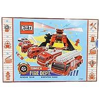 子供用 レジャーシート 1人用 90×60cm トミカ 消防車