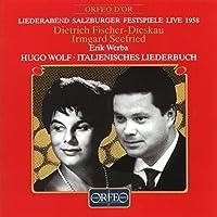 Italienisches Liederbuch by HUGO WOLF (1995-12-12)