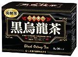 山本漢方 黒烏龍茶 8g×30バッグ