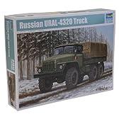 トランペッター 1/35 ソビエト軍 ウラルー4320 6X6トラック