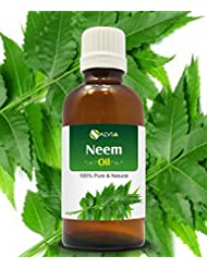 NEEM OIL 100% NATURAL PURE UNDILUTED UNCUT ESSENTIAL OIL 100ML