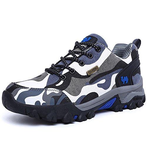 [해외]등산화 등산화 하이킹 신발 미끄럼 방지 등산화 아웃 트레킹 슈즈 3 색/Trekking shoes Mountaineering shoes Hiking shoes Antispam trekking shoes Out trekking shoes 3 colors