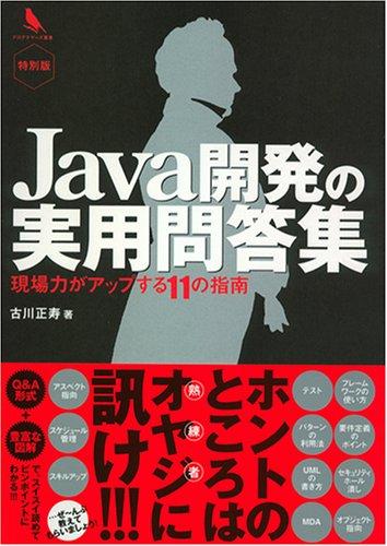 Java 開発の実用問答集 (プログラマーズ叢書)の詳細を見る
