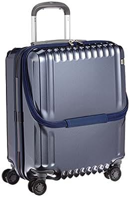 [エース] ace. スーツケース パリセイドZ 45cm 36L 3.3kg 機内持込可 双輪キャスター 05581 03 (ネイビーカーボン)