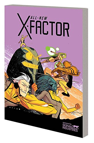 Download All-New X-Factor Volume 3: Axis 0785188185
