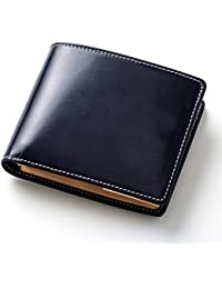 [NEWモデル][ブリティッシュグリーン] BRITISH GREEN ブライドルレザー二つ折り財布