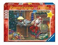 マッピングのコースクリスマスパズル、1000-piece