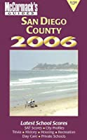 San Diego County 2006 (Mccormack's Guides. San Diego County)