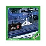 【APIO】【アピオ】スズキジムニー (JB23,33,43用) スペアタイヤ移動&ナンバー移動キット 3040-43