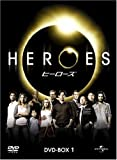 HEROES/ヒーローズ DVD-BOX 1[DVD]