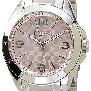 (コーチ) COACH コーチ 時計 レディース COACH 14501782 TR1STEN トリステン 腕時計 ウォッチ ピンク/シルバー[並行輸入品]