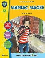 Maniac Magee - Novel Study Guide Gr. 5-6 - Classroom Complete Press [並行輸入品]
