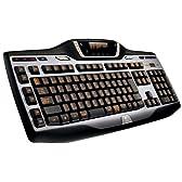 LOGICOOL ゲーミング専用キーボード バックライトイルミネーション搭載 G-15S