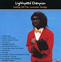 Falling Off the Lavender Bridge by Lightspeed Champion (2008-01-21)