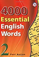 4000 Essential English Words Student Book 2
