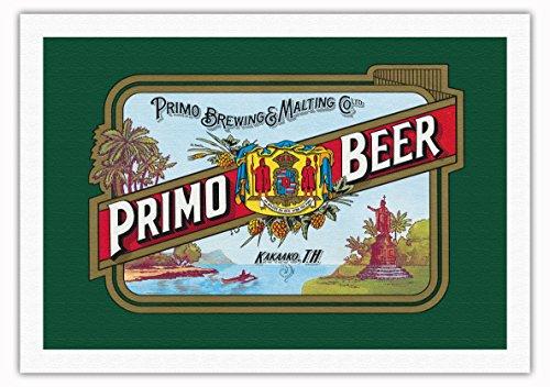 最高級ビール - ヴィンテージ・ハワイ・ビールのパッケージ ...