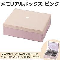 イシグロ メモリアルボックス ピンク・60028