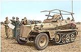ドラゴン 1/35 第二次世界大戦 ドイツ軍 Sd.Kfz.250/3 グライフ 2in1 プラモデル DR6911