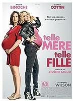 Telle Mere Telle Fille (Baby Bumps) [DVD]