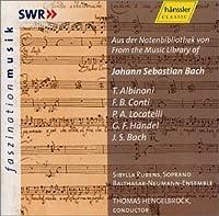 Aus Der Notenbibl.Von J.S.Bach