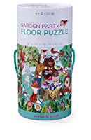 50pc Tube Puzzle/garden Party
