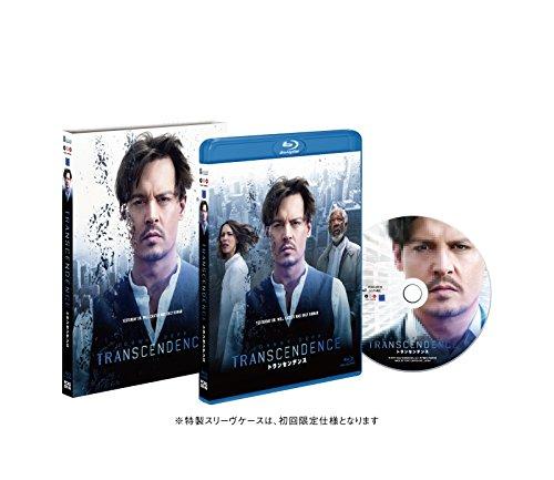 トランセンデンス [Blu-ray]の詳細を見る