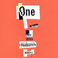 KREVA「One feat. JQ from Nulbarich」のCDジャケット