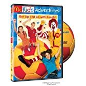 Mckids Adventure: Get Up & Go With Ronald [DVD] [Import]