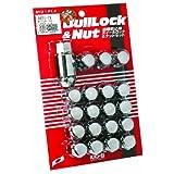 KYO-EI [ 協永産業 ] Bull Lock [ 袋タイプ 19HEX ] M12 x P1.5 5H車用 [ 個数:20P ] [ 品番 ] 0651-19